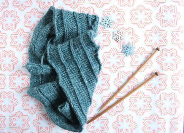 Fast and free knitting pattern